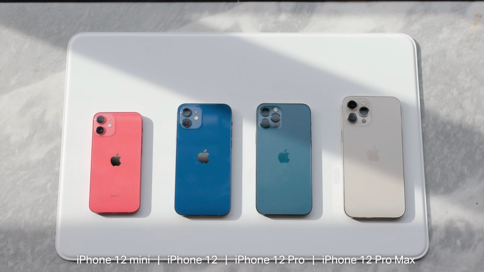 Ahead Of Pre Orders First Iphone 12 Mini And Iphone 12 Pro Max Hands On Videos Appear 9to5mac