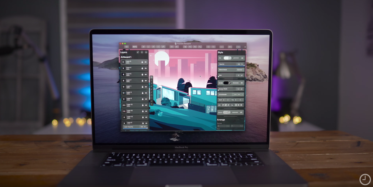 Hands-on: Free vector graphics iOS app Vectornator comes to the Mac [Video]