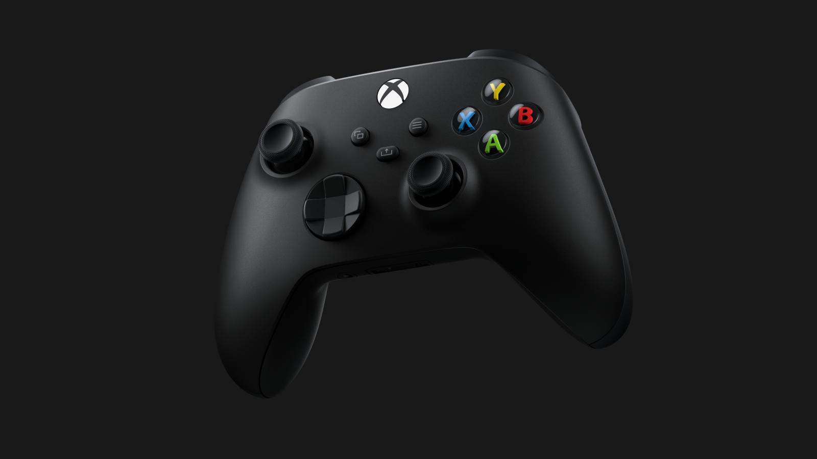 Xbox Series X controller e1605909531982