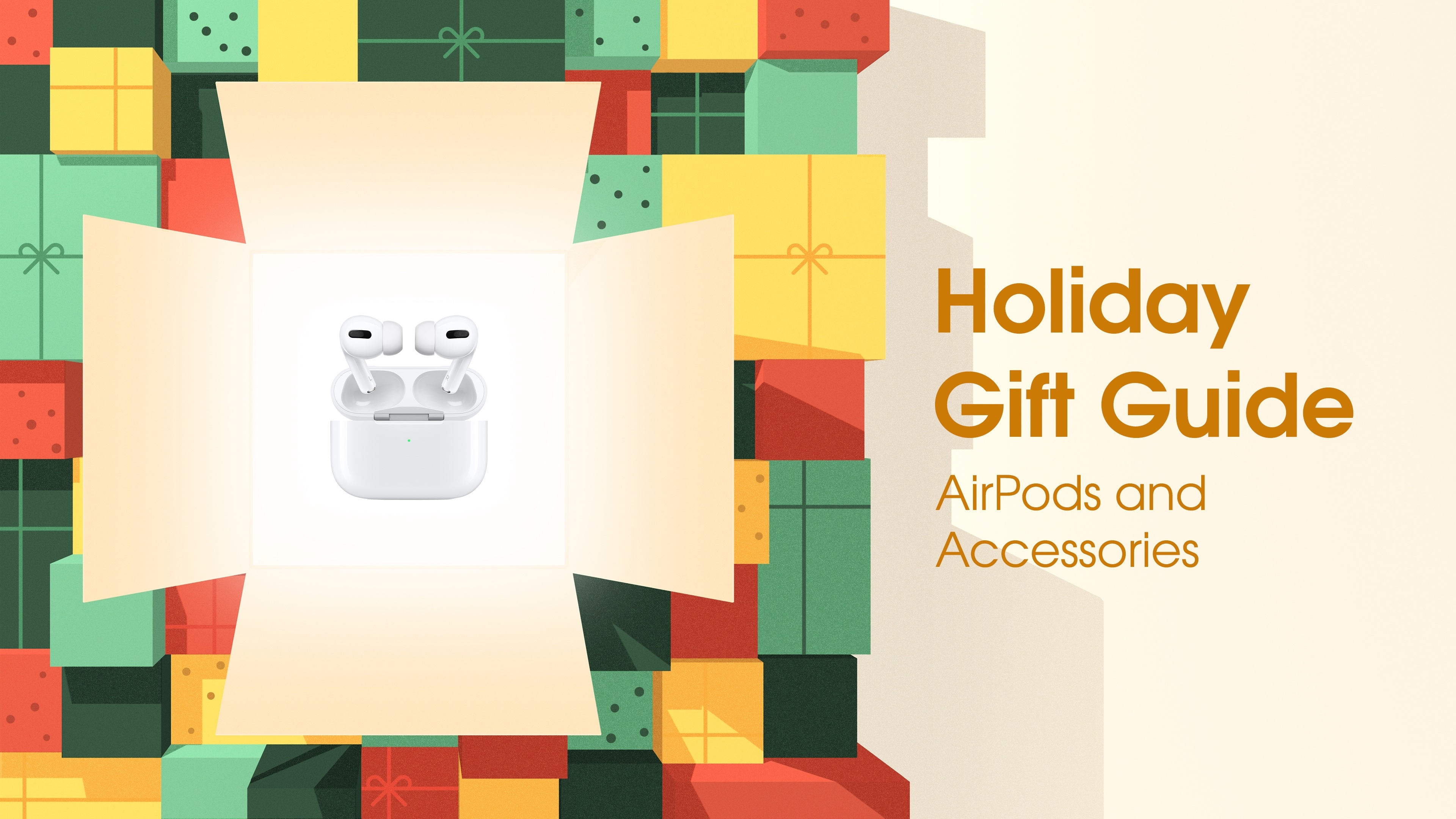 photo of 9to5Mac Gift Guide: AirPods vs AirPods Pro buying guide and the best accessories image