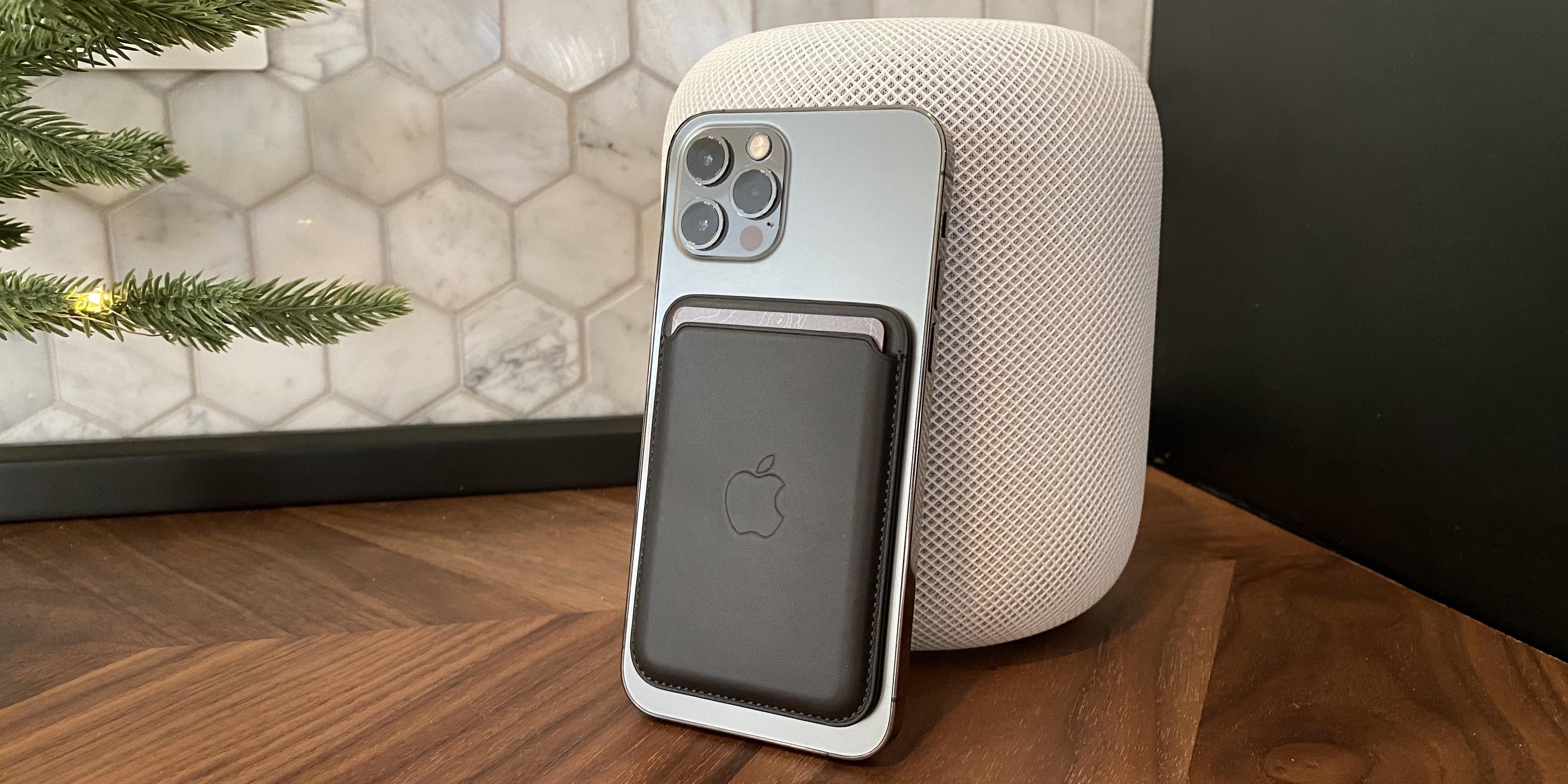 iPhone wallets gift guide smart wallets Apple Leather wallet