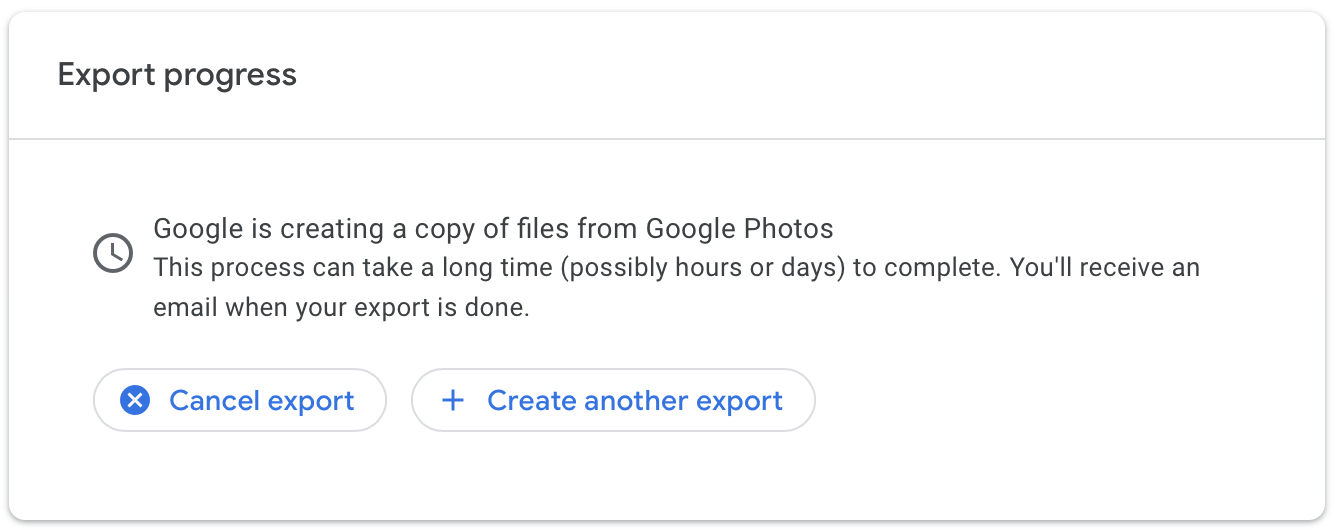 How to transfer Google Photos to my iCloud