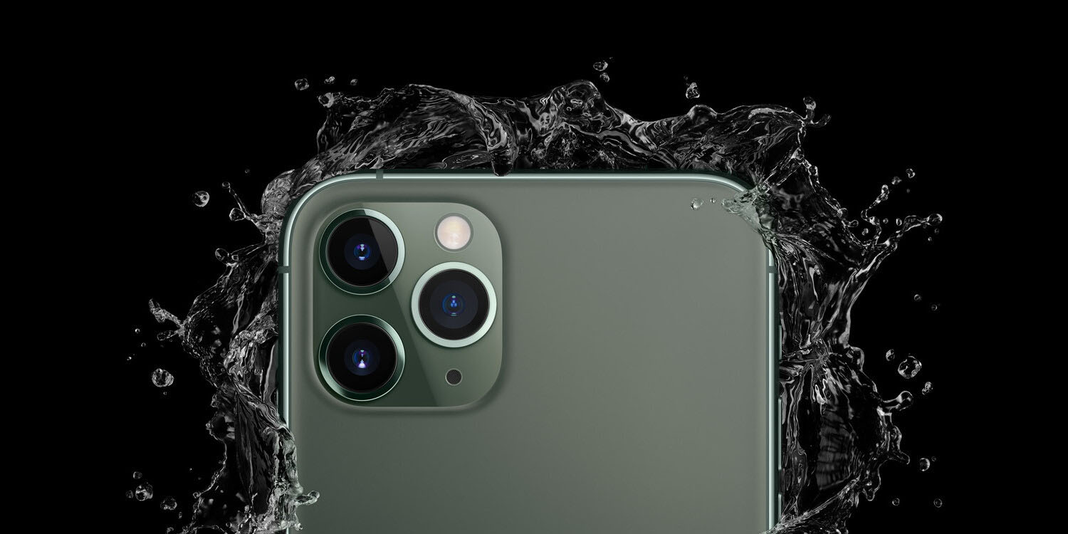 Apple fined $12M for unfair claims about iPhone water resistance