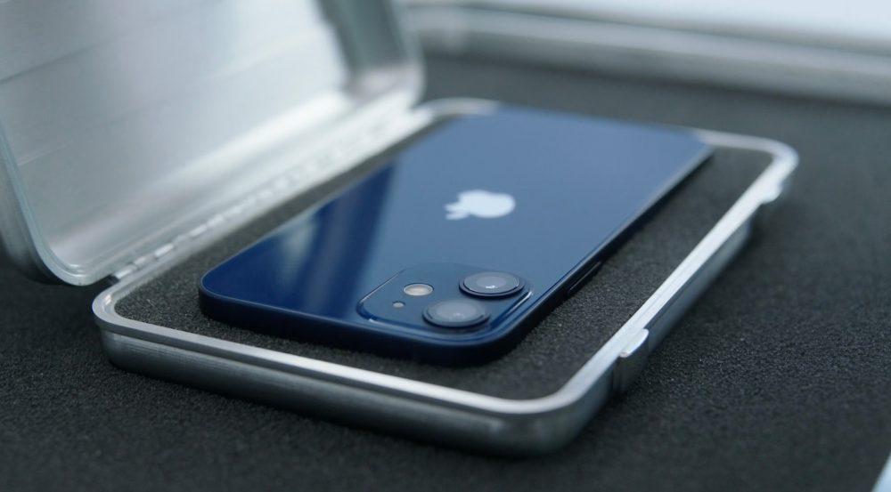 iPhone 12 mini sales