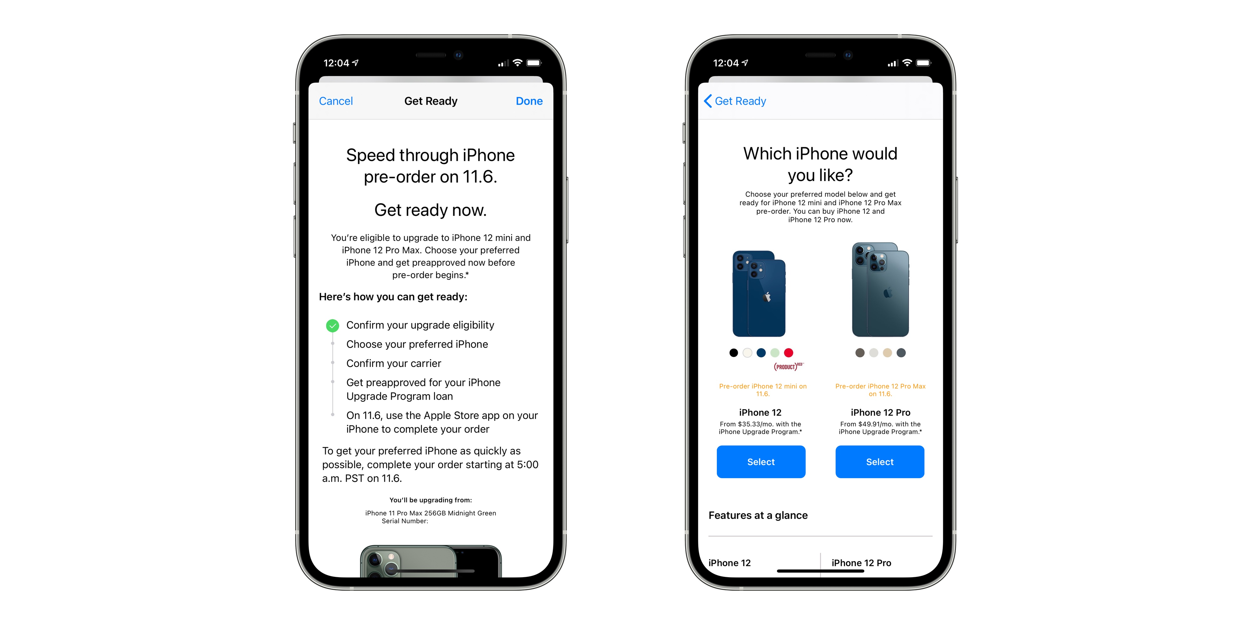 Apple now offering iPhone Upgrade Program pre-approvals