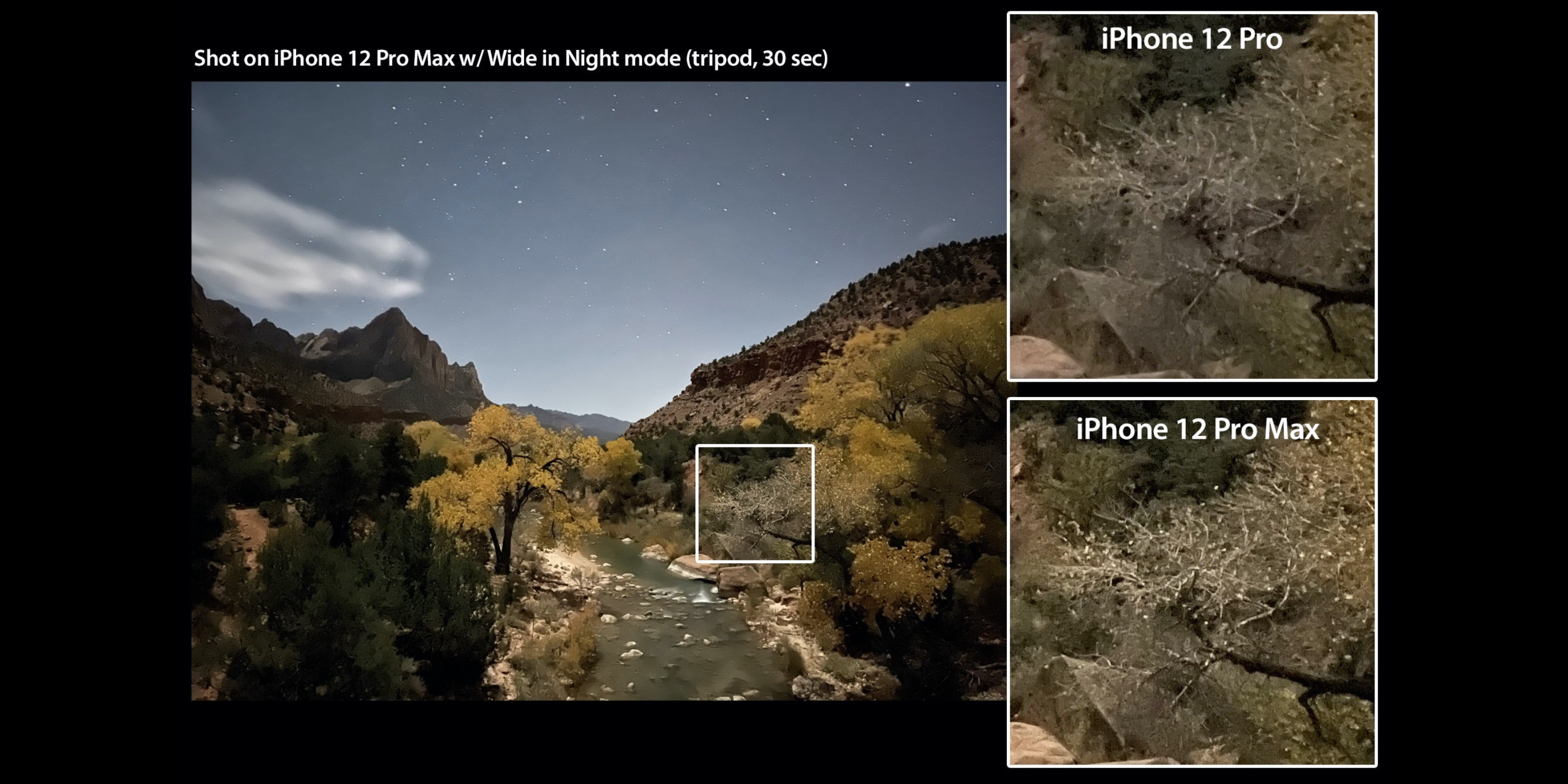 Gallery: Travel photographer Austin Mann compares iPhone 12 Pro and iPhone 12 Pro Max cameras – 9to5Mac