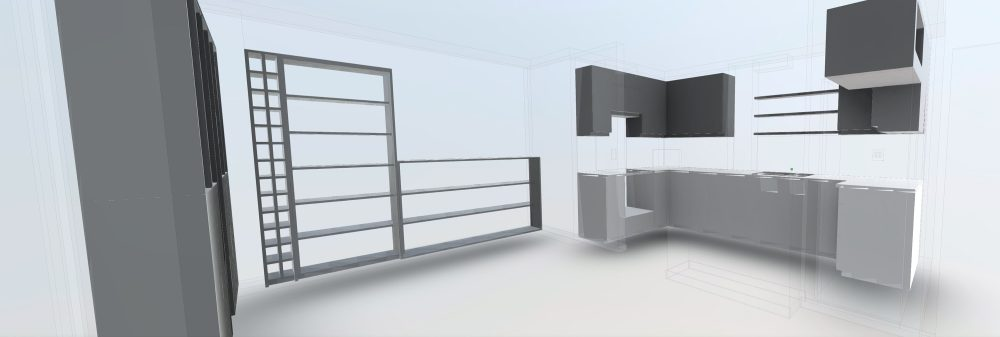 3D scans of your home – walk or fly through