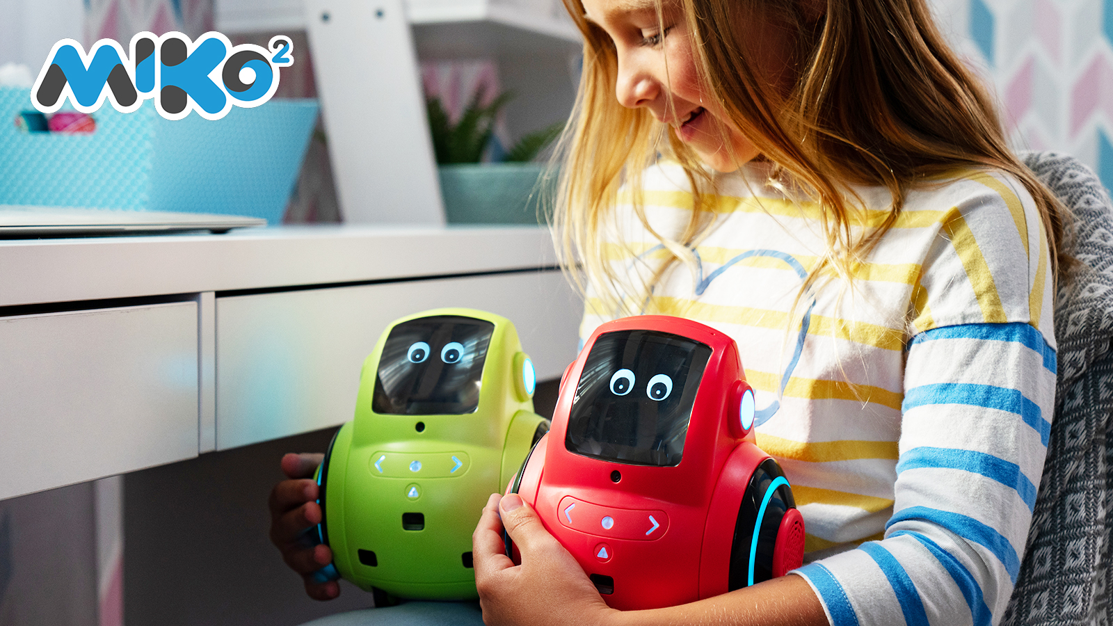 Miko launches educational robot Miko 2 in time for holidays (+ 25% off)