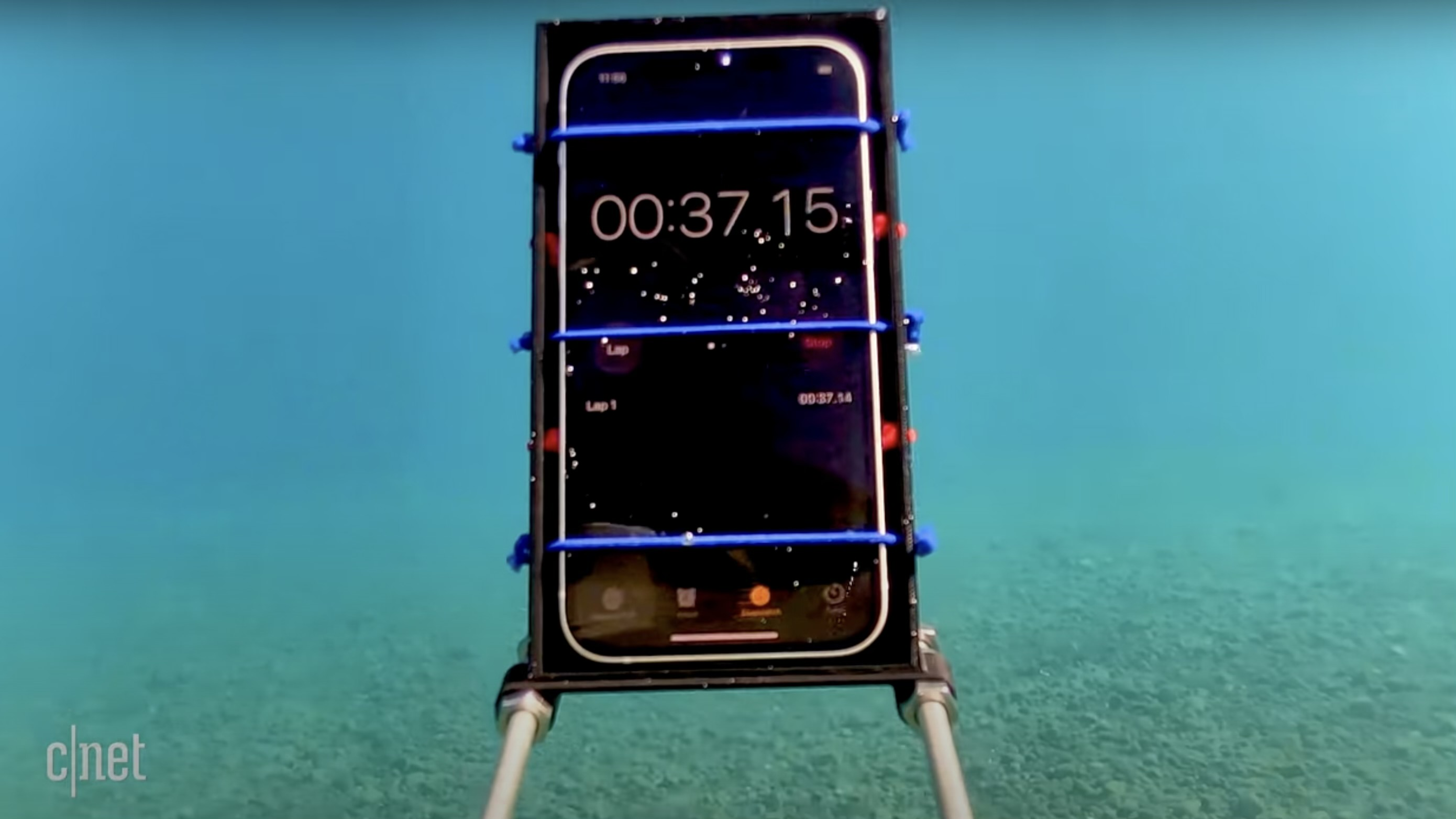 photo of Video: iPhone 12 put through 'extreme water test' with mixed results image