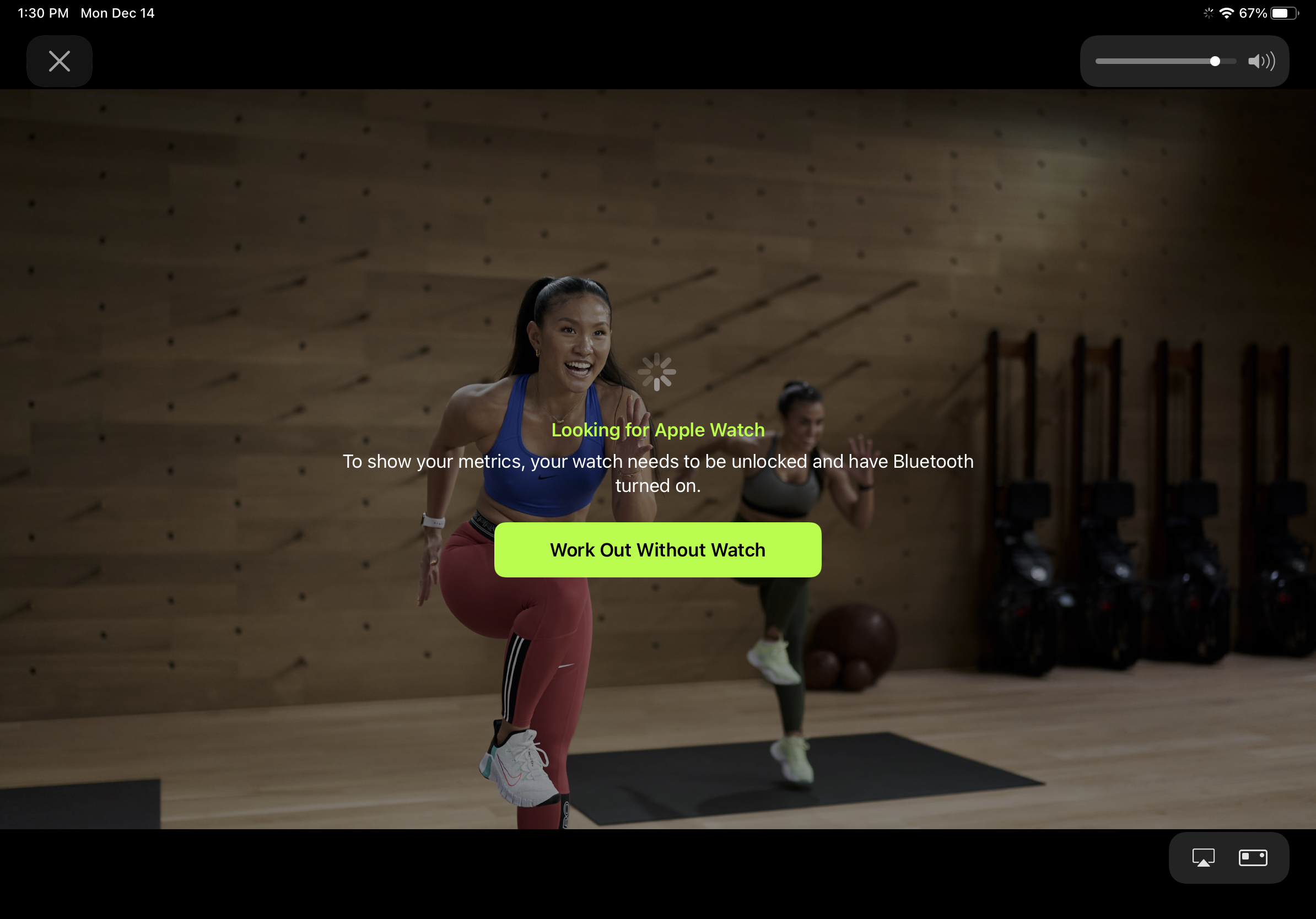 Apple Fitness Plus details Apple Watch requirement