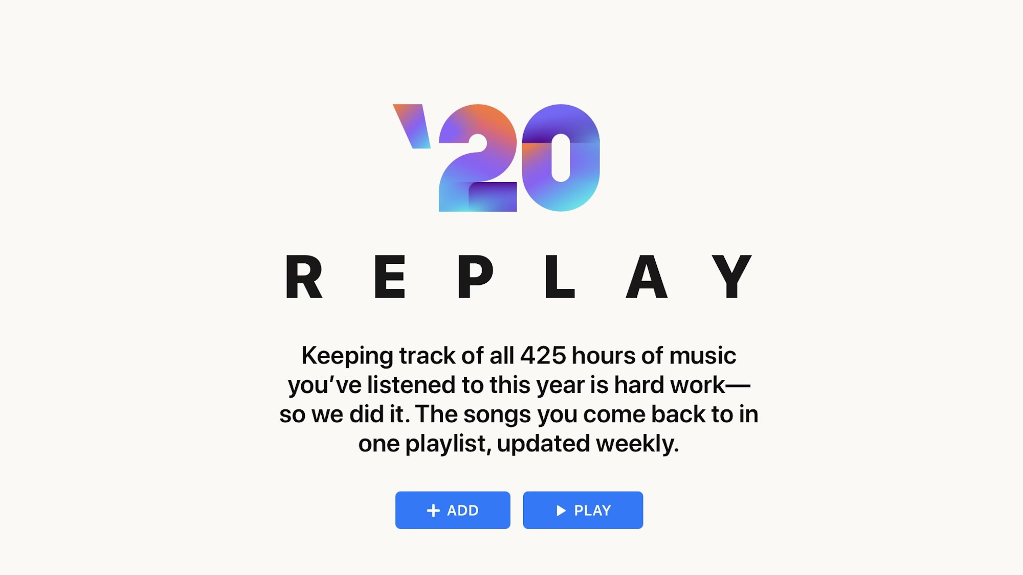 photo of Apple Music Replay 2020: How to find your top songs, artists, albums, and more image