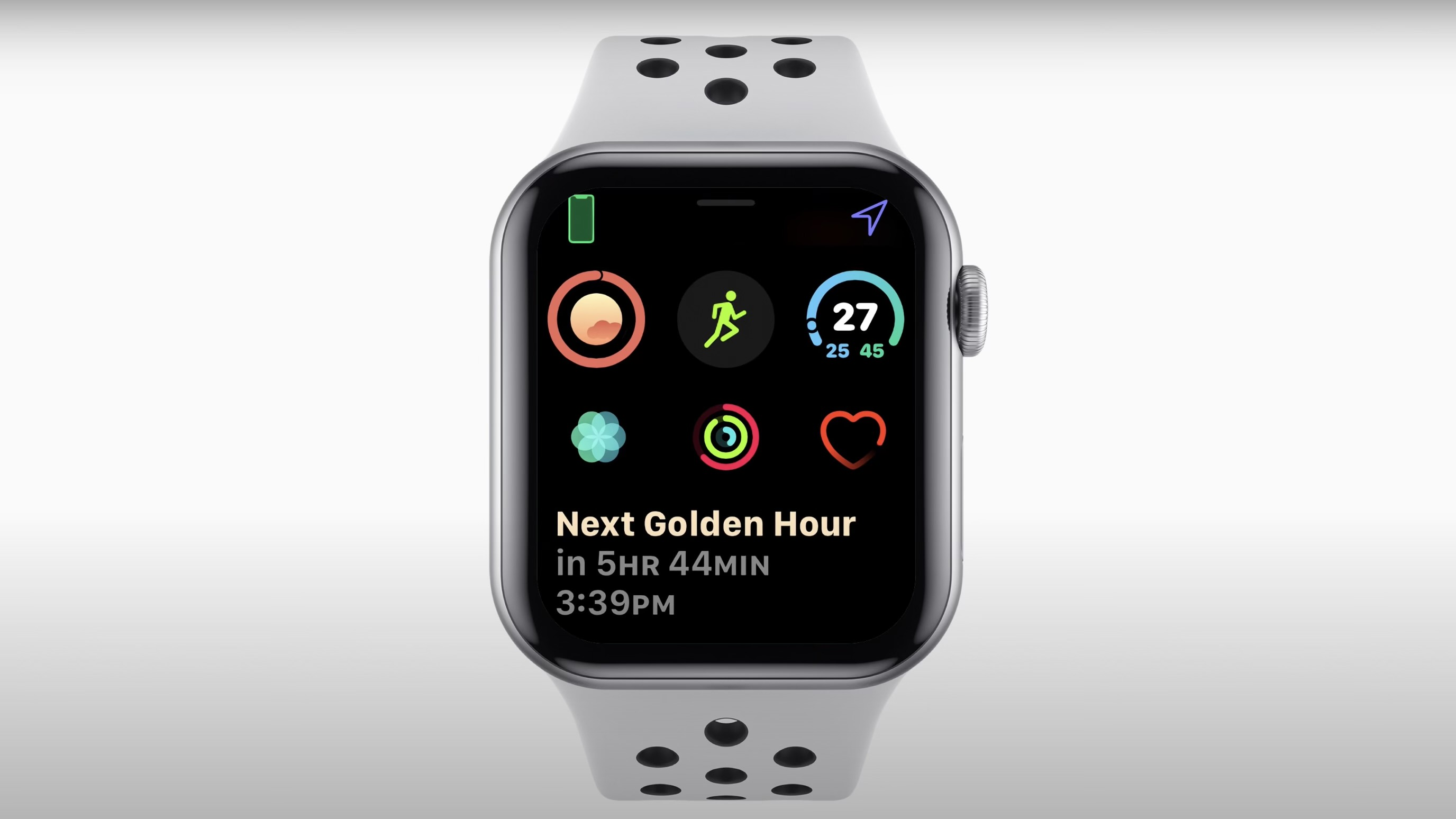 Video: watchOS 8 concept imagines support for complications in Control Center on Apple Watch