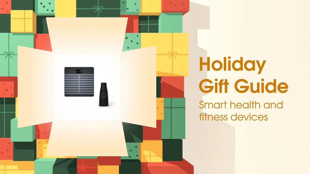 Smart health/fitness devices gift guide 2020