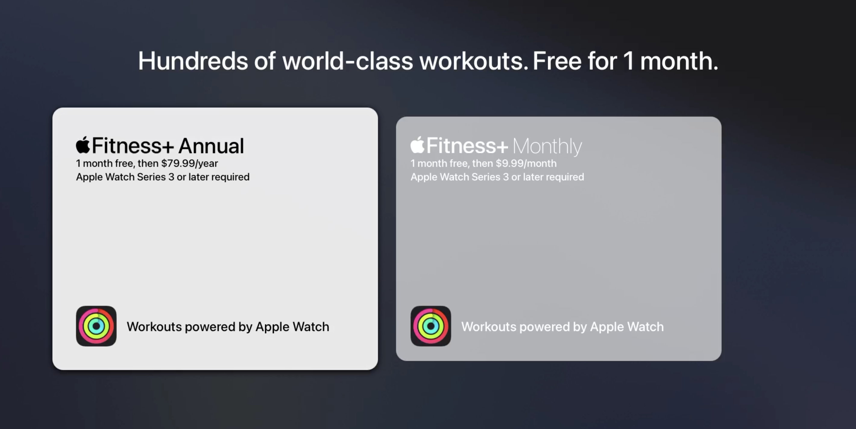 How to use Apple Fitness+ on Apple TV 2