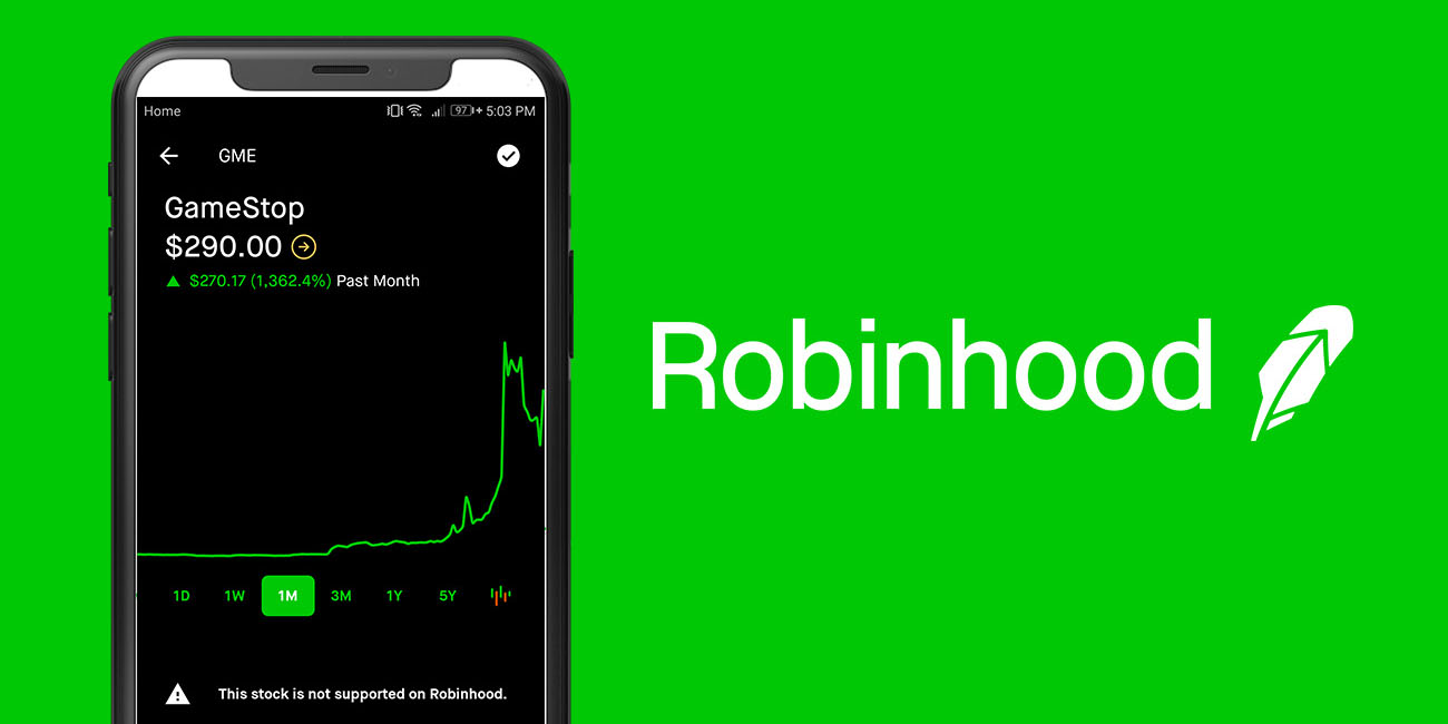 Robinhood extends 2-day gain to 126%, Thanks to Reddit's Wall Street Bets forum