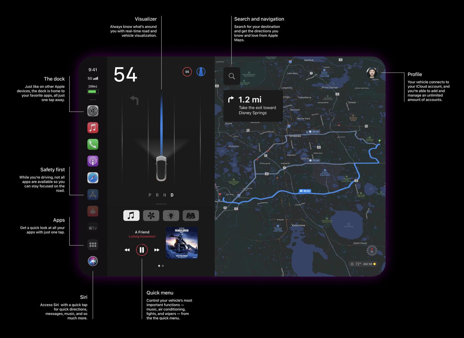 Apple Car Concept - Review