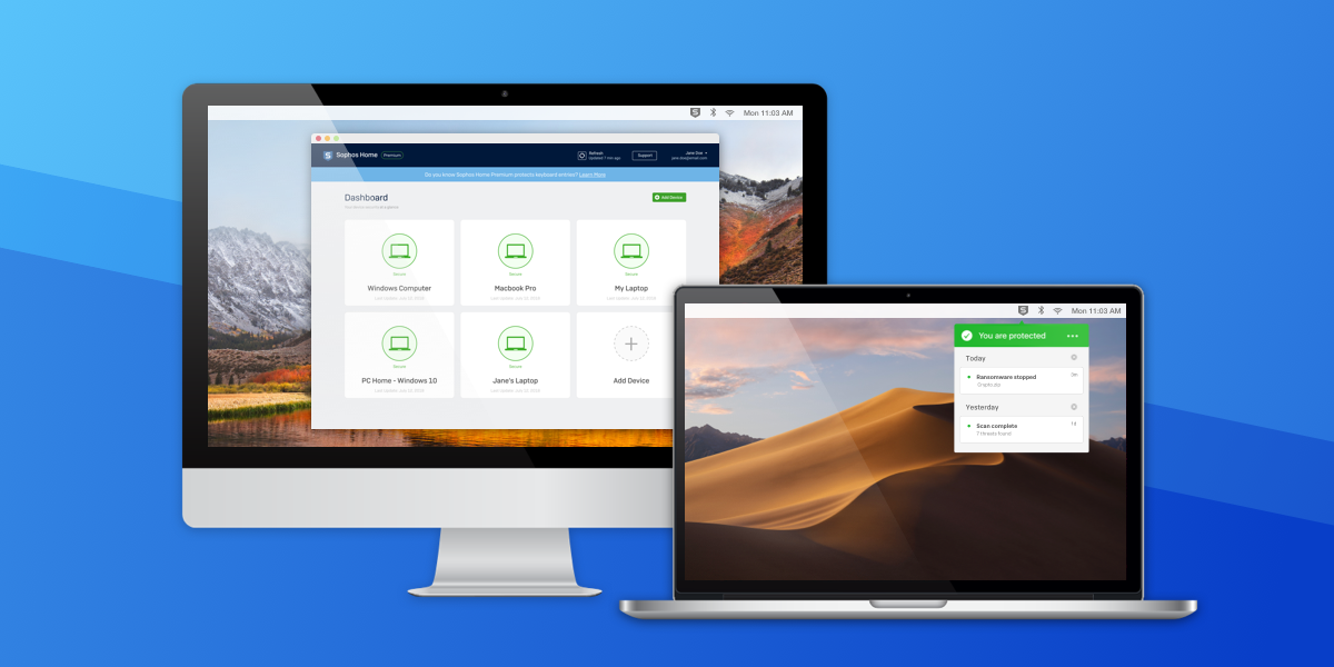 Sophos Home brings commercial-grade security to everyone for Mac, iOS, PC, Android [30% off deal]