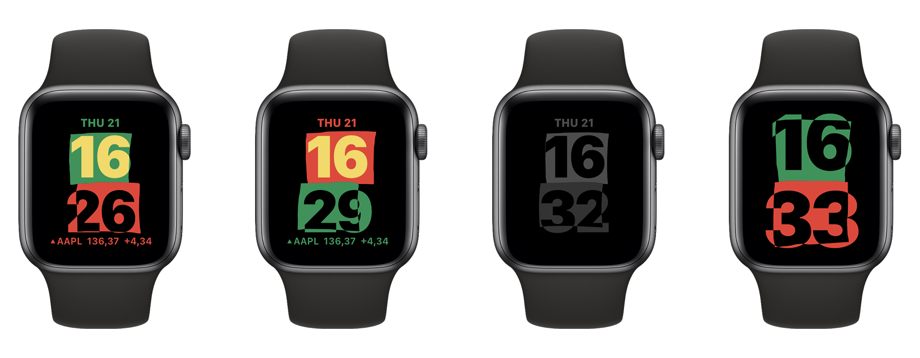 Gallery: Here's a first look at the new watchOS 7.3 'Unity' watch face - 9to5Mac