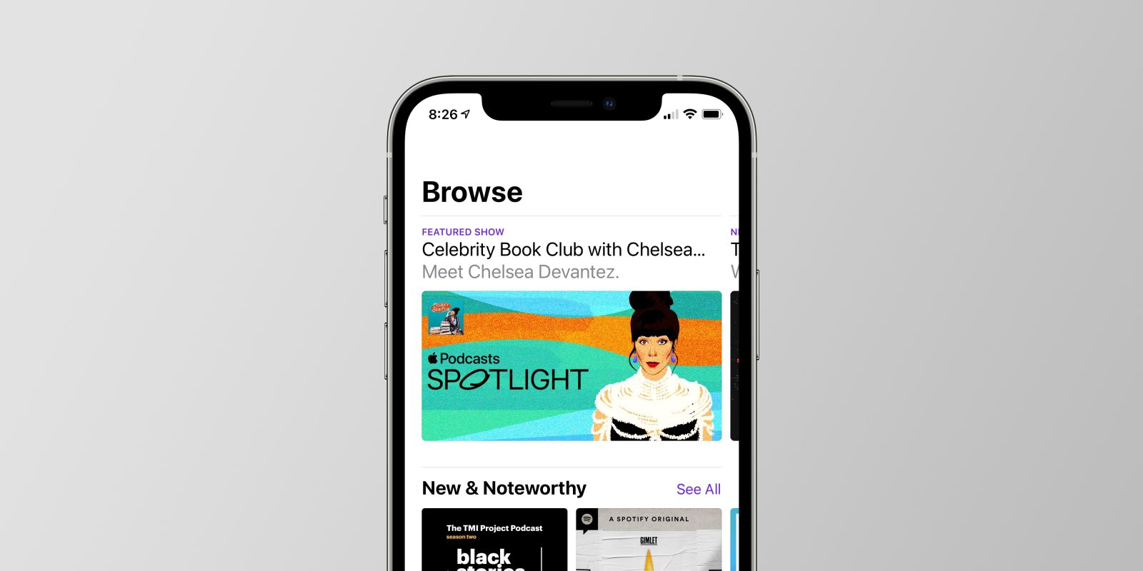 photo of Apple Podcasts launches new 'Spotlight' editorial feature to promote rising creators every month image