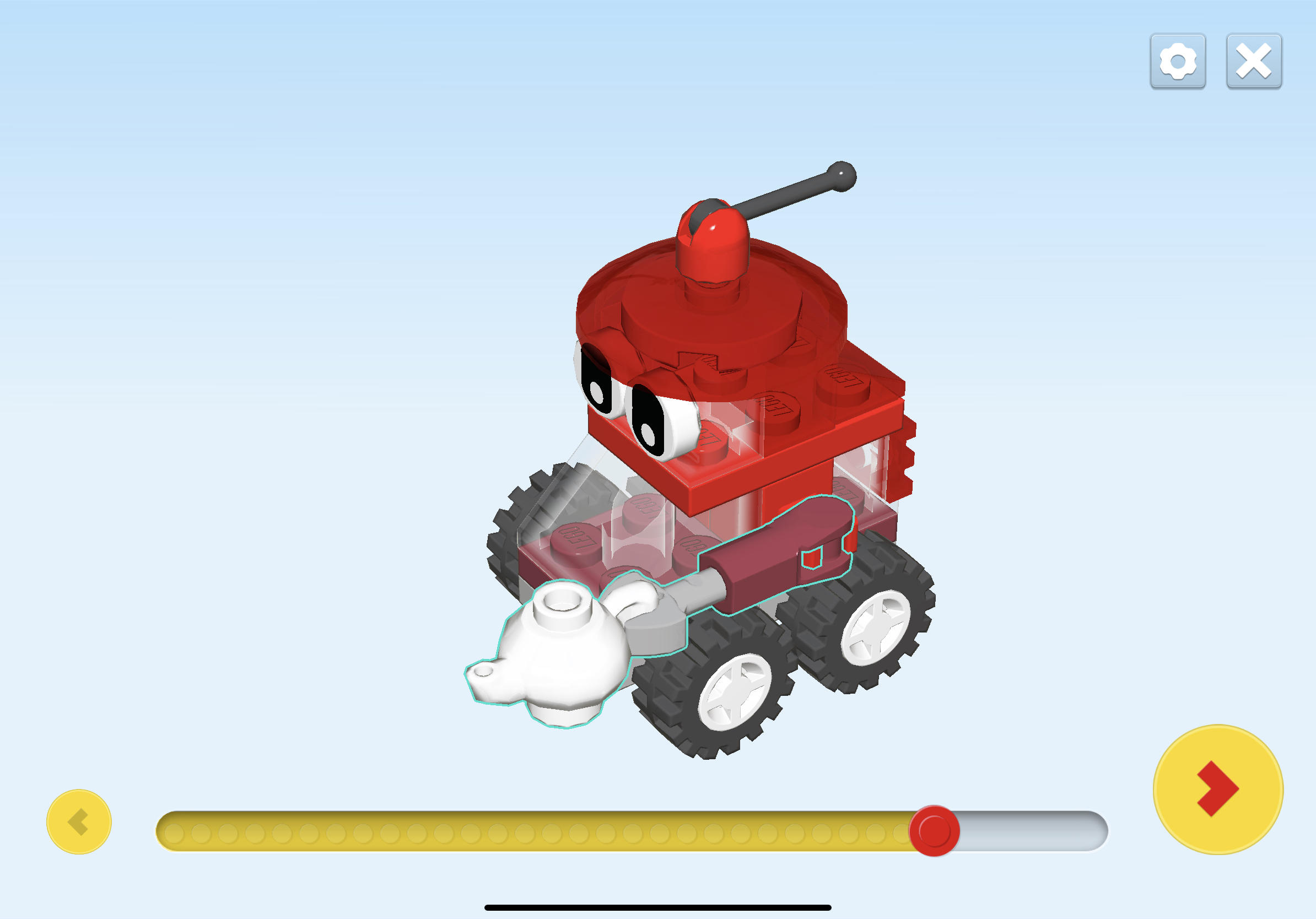 Best app for young kids - Lego Building Instructions