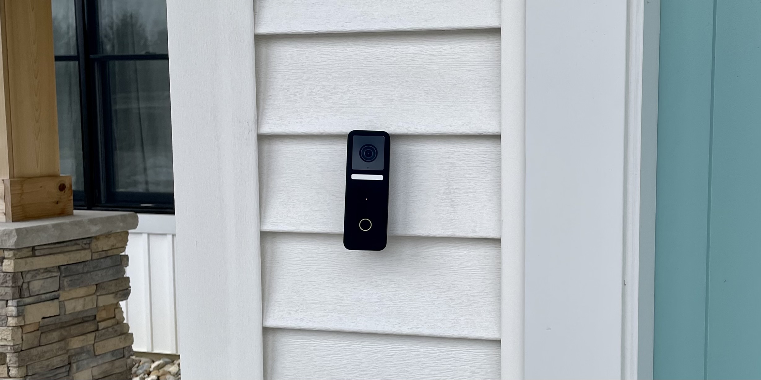 Logitech HomeKit doorbell verification