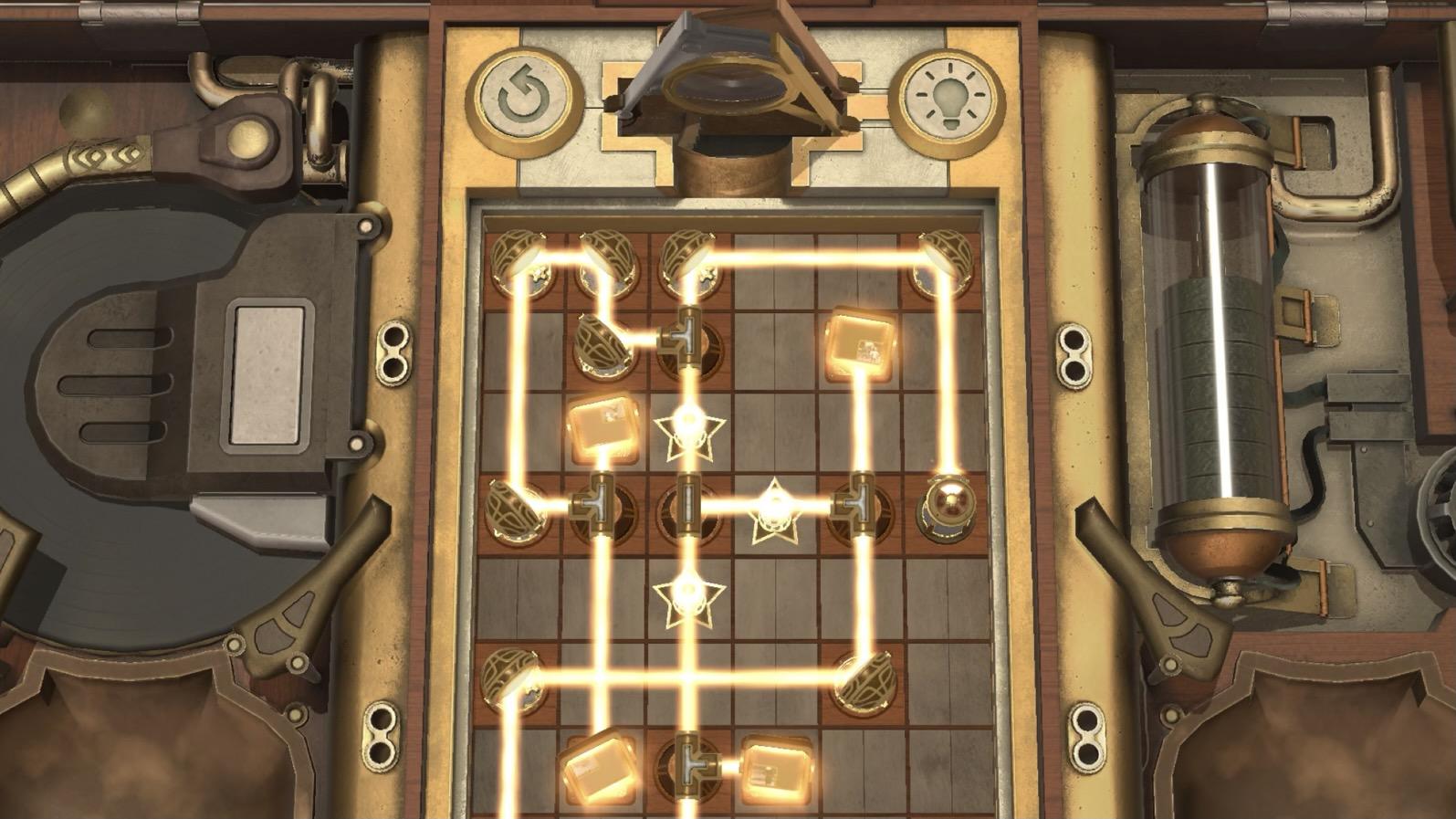 Apple Arcade new game lumen 2/5