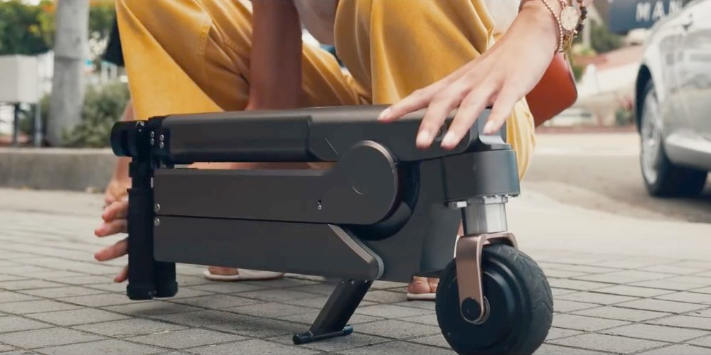 Kia Apple Car rumor – may now be a scooter