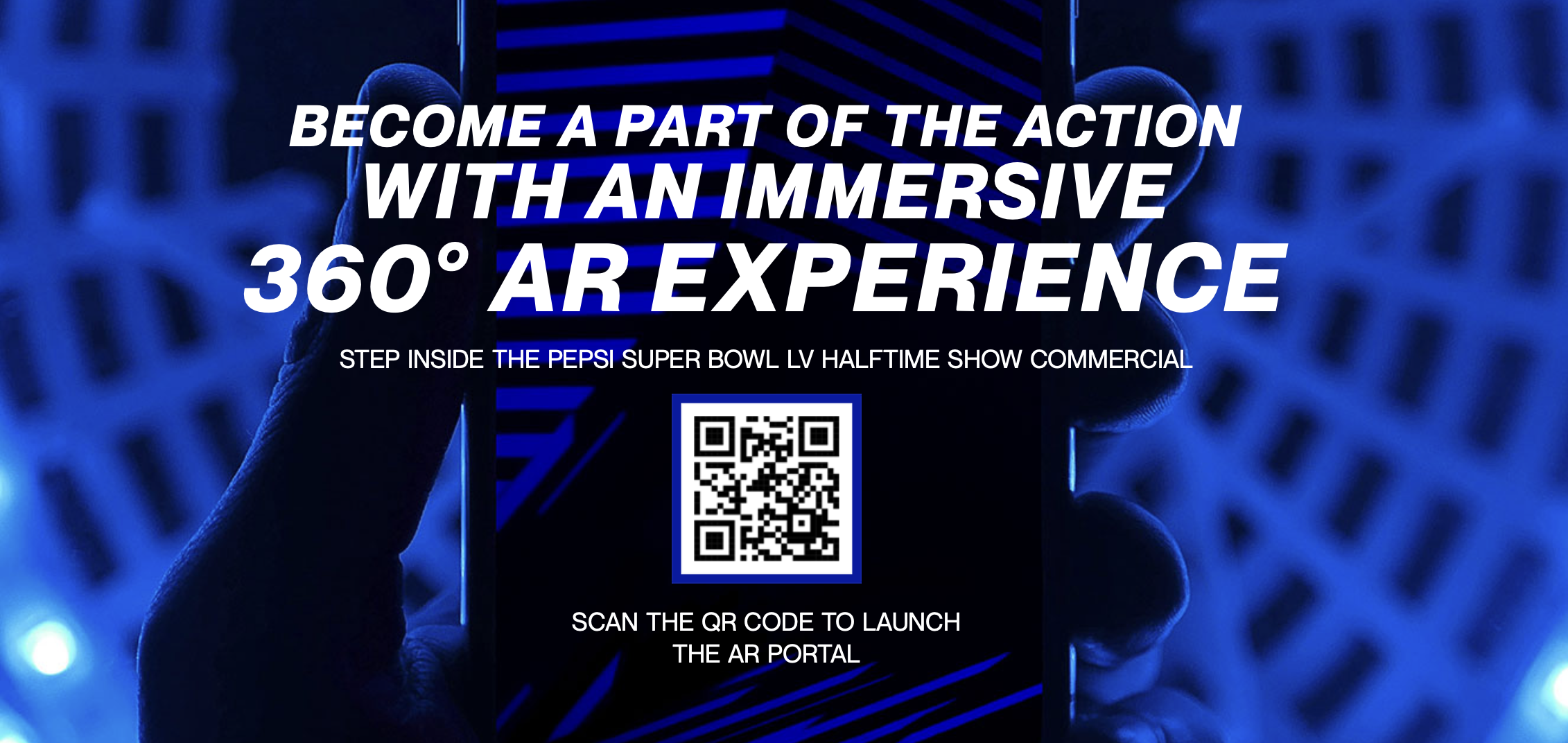 How to watch Super Bowl LV free halftime show – 360-degree AR experience