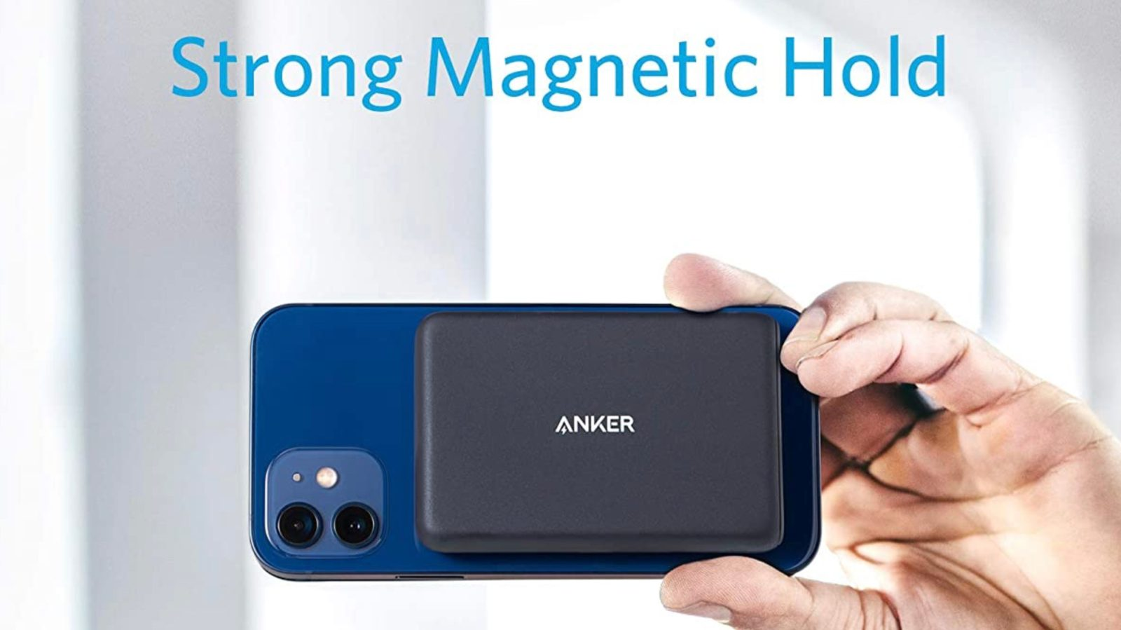 Anker beats Apple to market, new iPhone 12 MagSafe-compatible battery pack now available