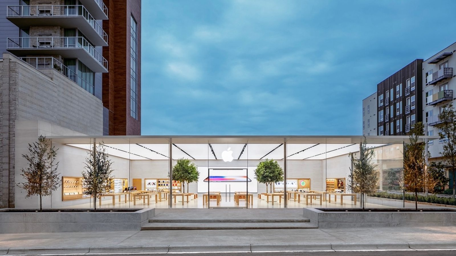 Bloomberg: U.S. Apple Stores will no longer require face masks starting this week