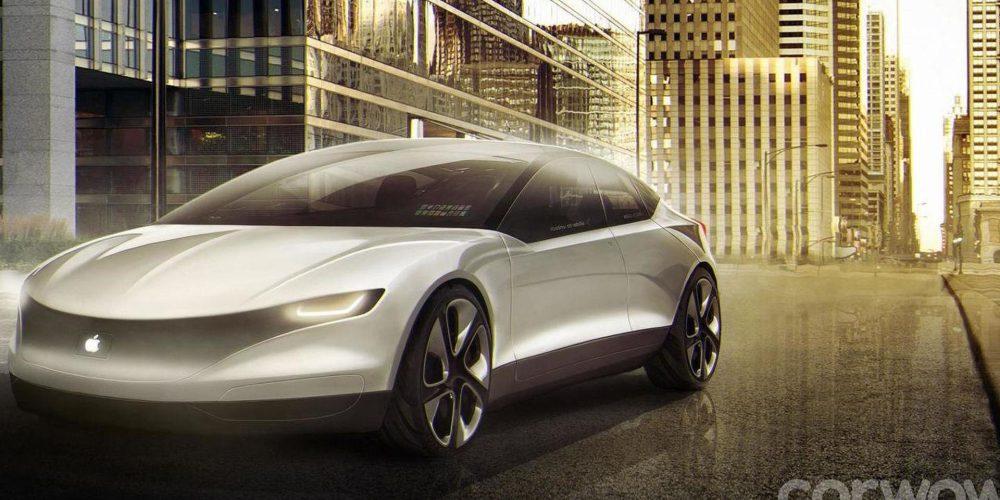 Apple Car concept image