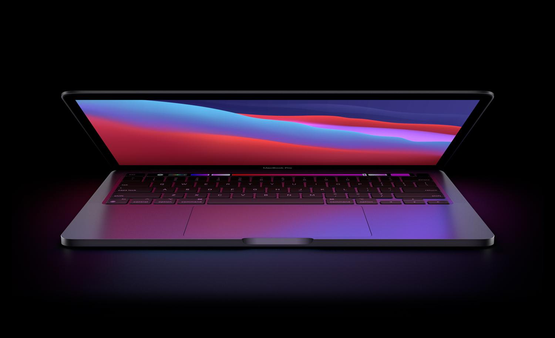 M1 MacBook Pro.