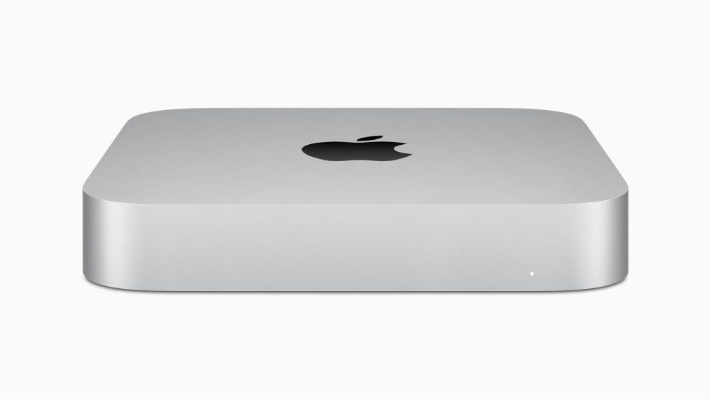 M1 Mac mini.