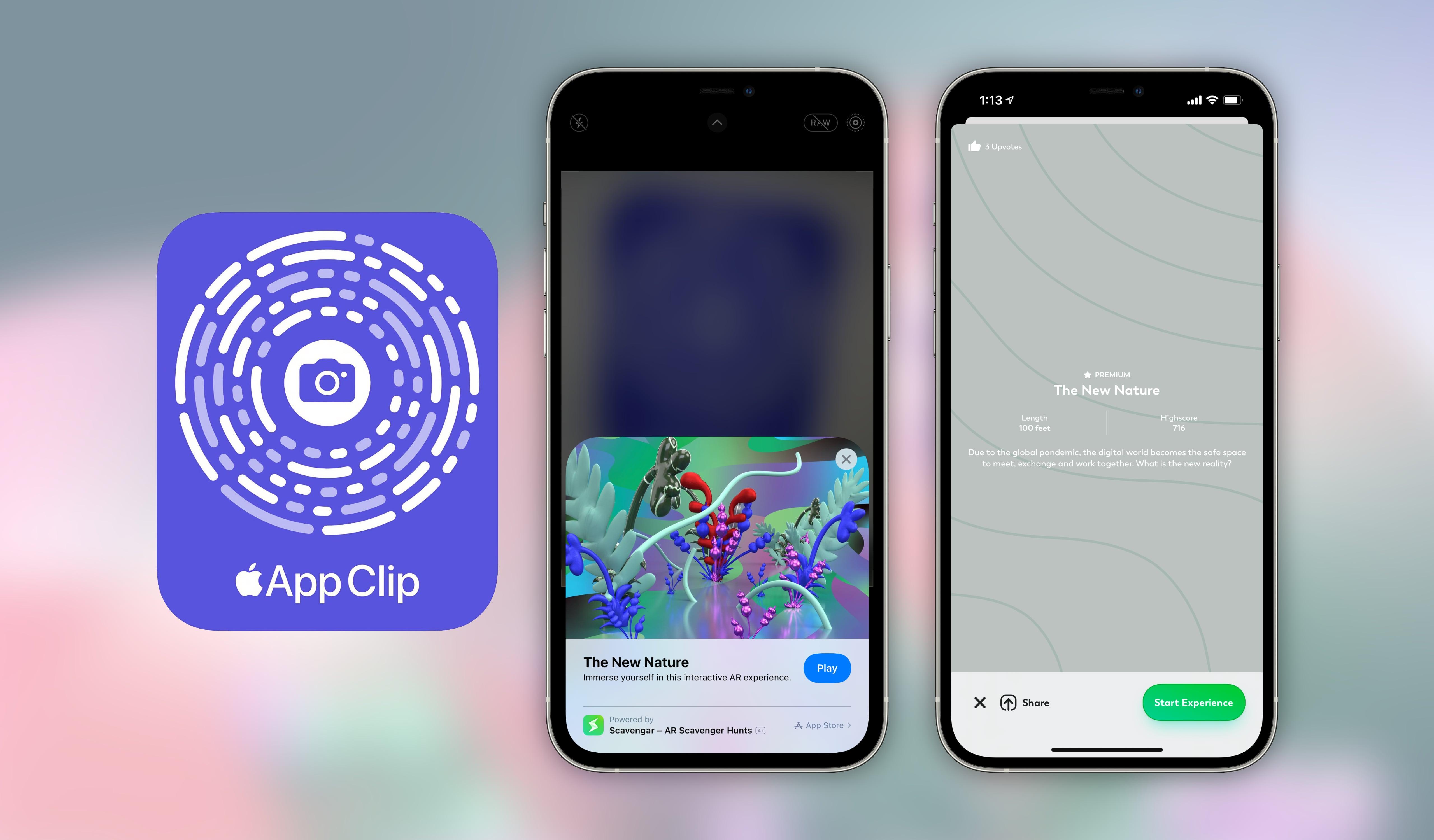 App Clip Code