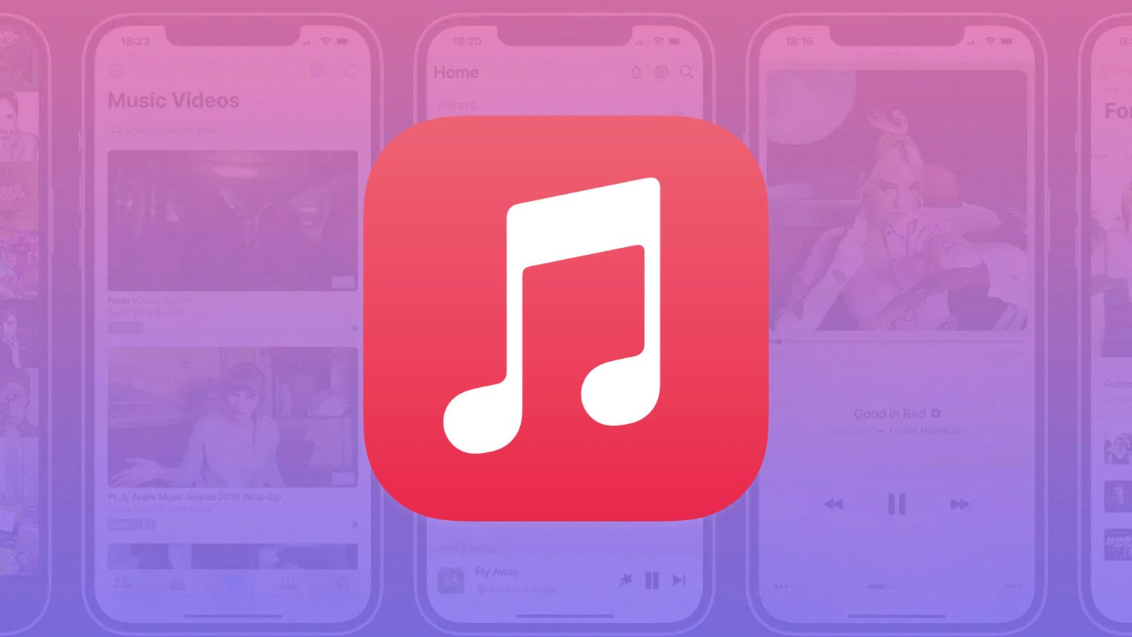 photo of Apple News to add Apple Music editorial content image