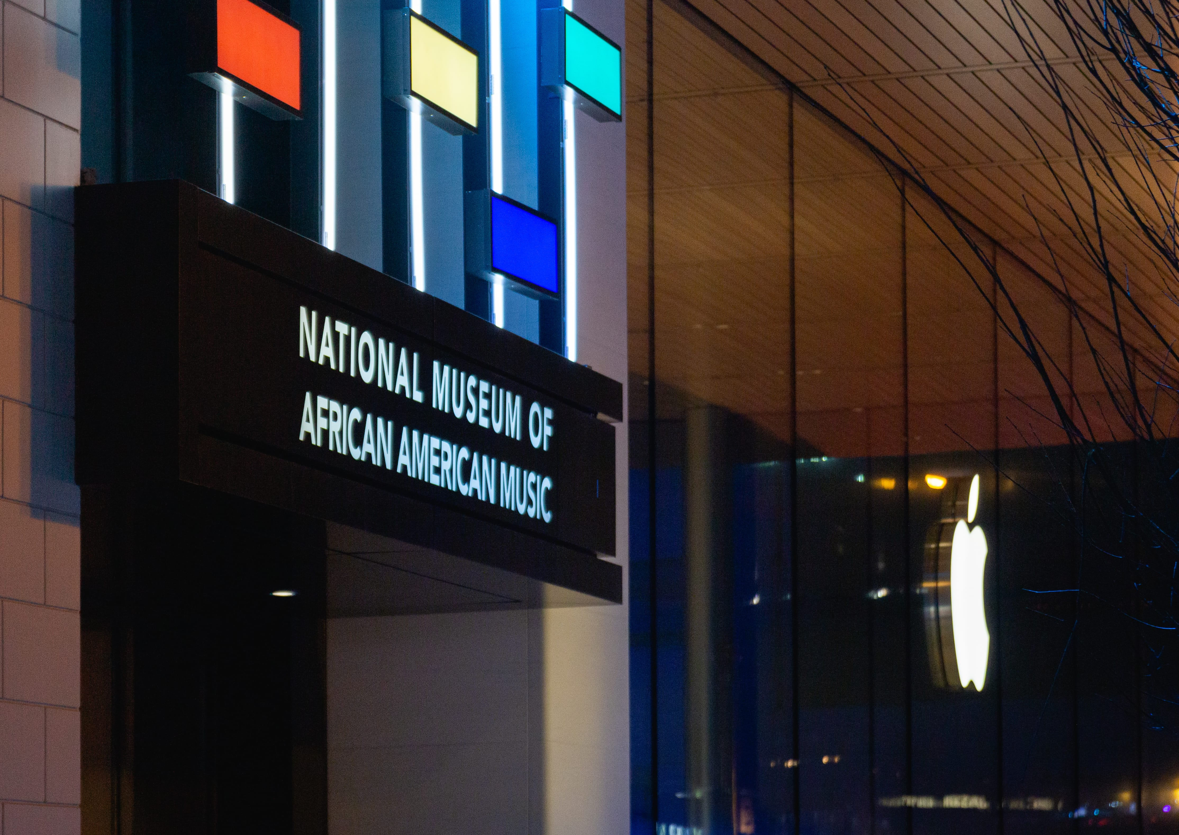 Apple and The National Museum of African American Music