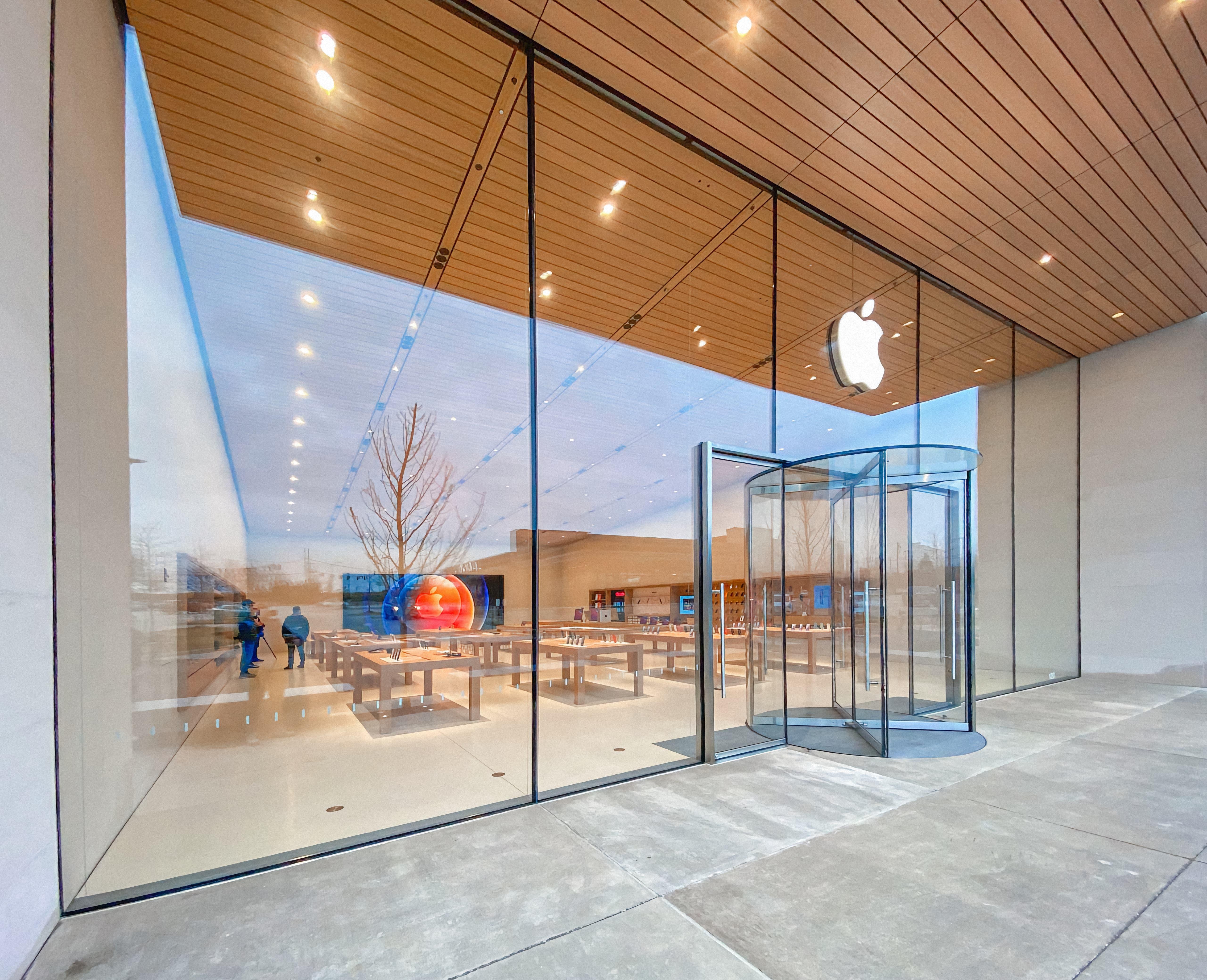 Apple Fritz Farm exterior
