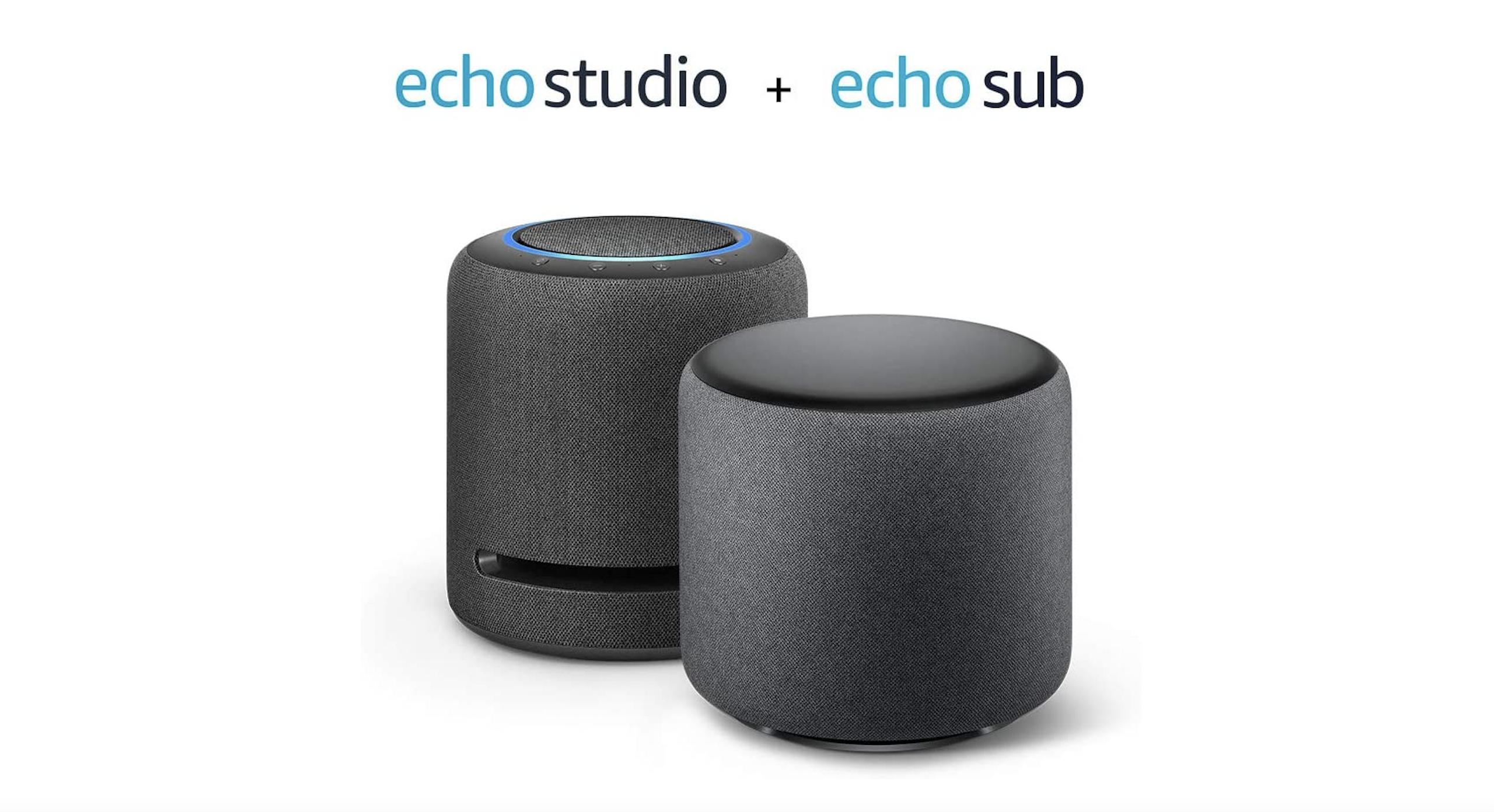 Best HomePod alternatives – Amazon Echo Studio