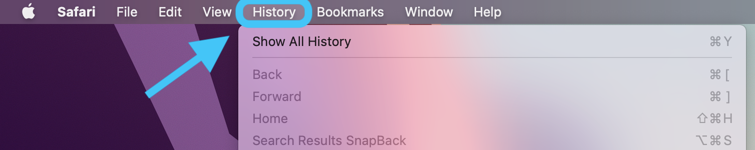 How to clear Mac cache, history, cookies in Safari and other apps walkthrough 1