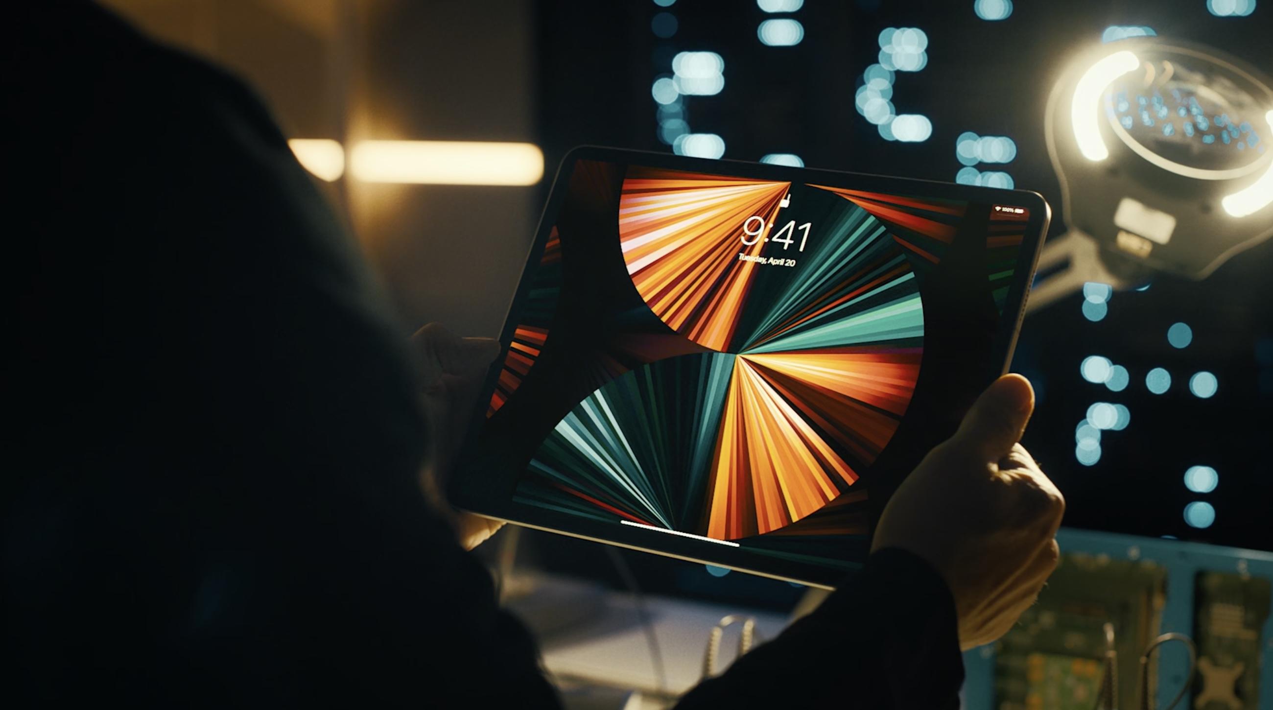 iPad Pro 2021 - 9to5Mac