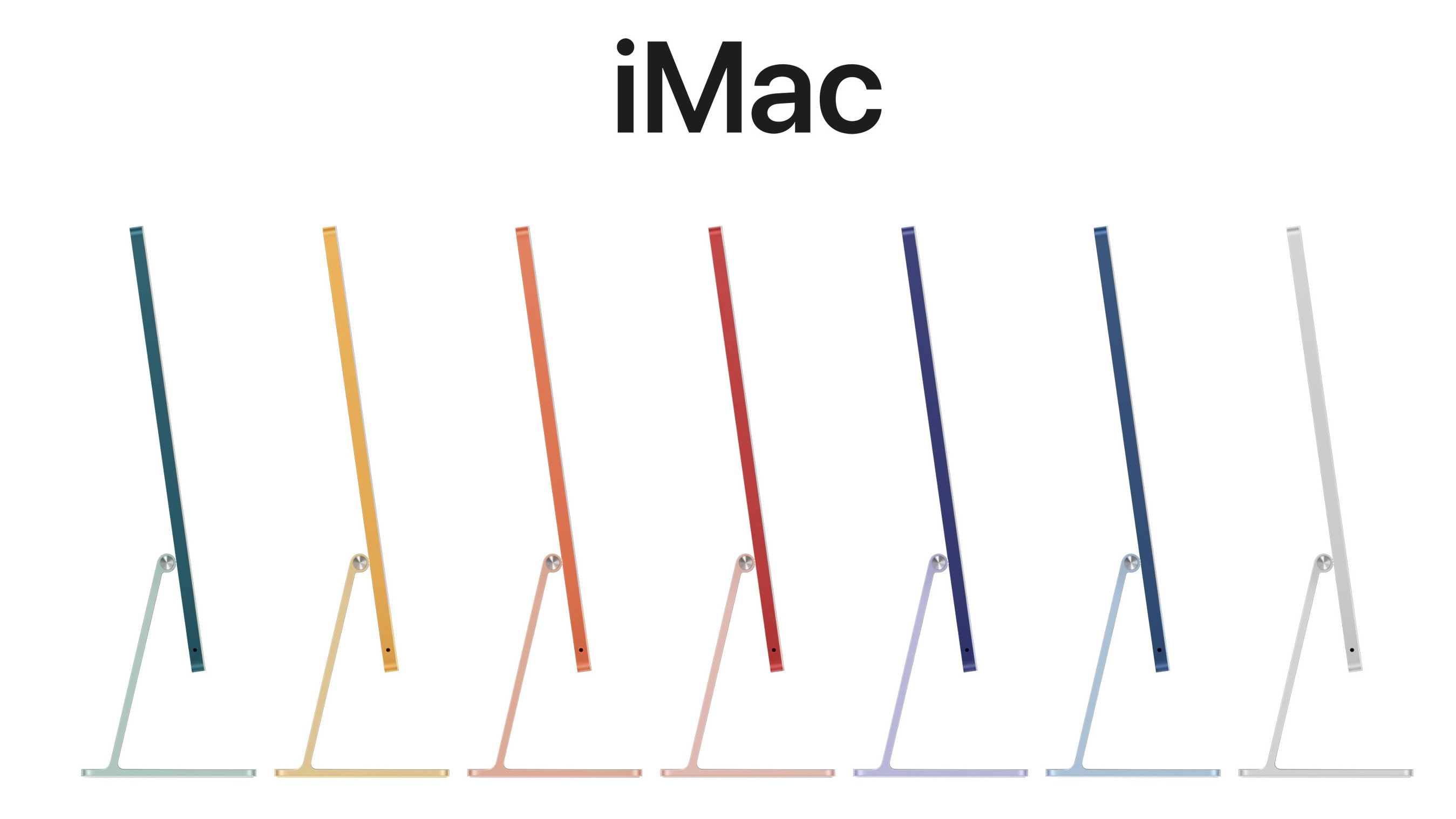 2021 iMac: Release date, features, specs, and more - 9to5Mac