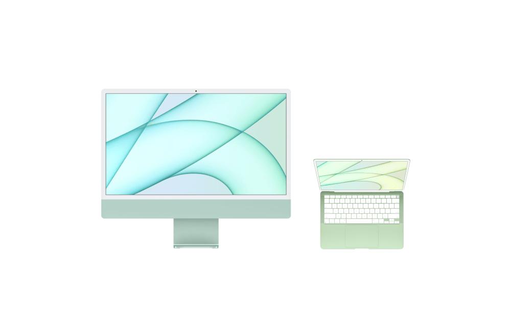 Parker ortolani, do 9to5mac, também fez renders imaginando tanto modelos novos do imac quanto do macbook air