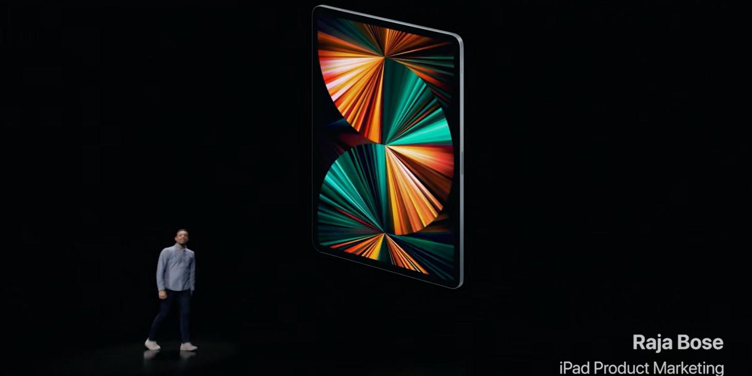 Apple announces new iPad Pro with M1 chip, Thunderbolt, 5G ...