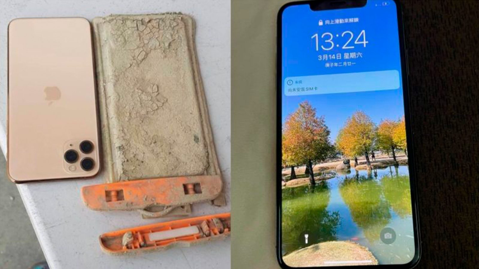 Tourist recovers fully-functioning iPhone 11 after it spent one year in a lake
