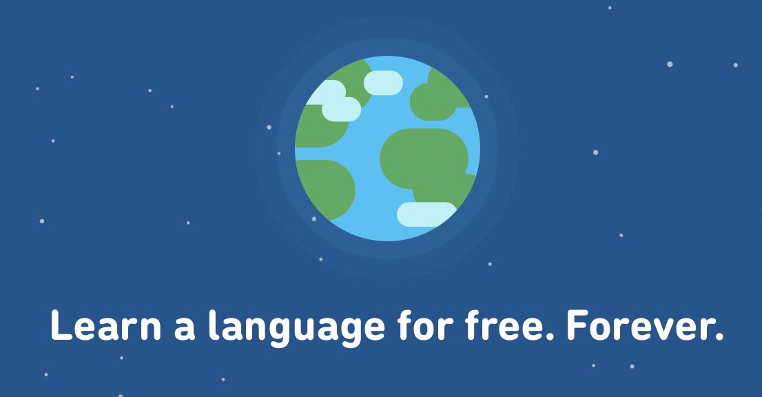 iPhone language learning – Duolingo