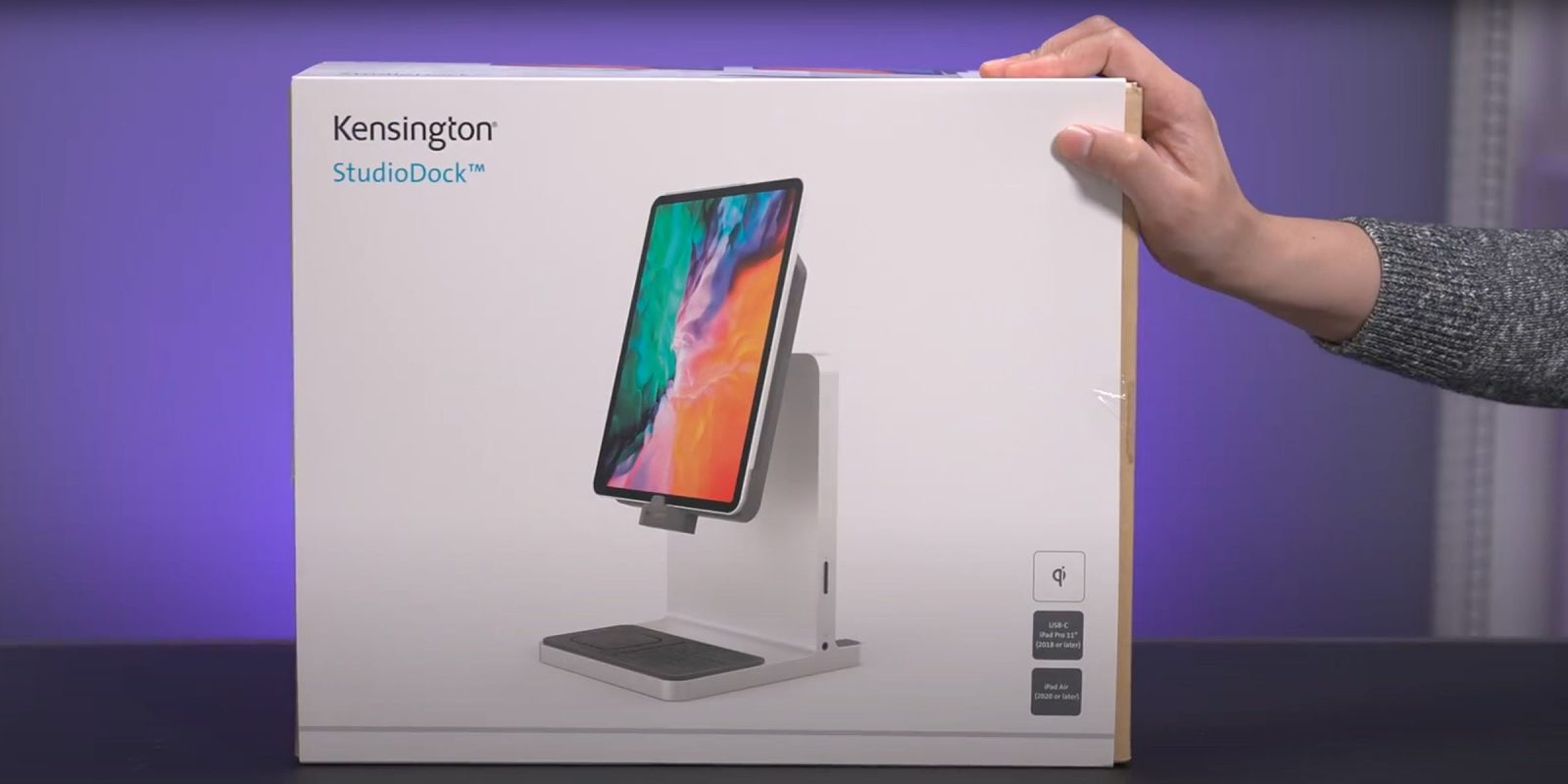 New Kensington StudioDock on the way for 2021 12.9-inch iPad Pro