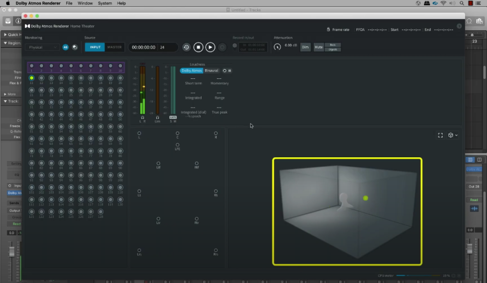 Spatial Audio for indie artists with Dolby Atmos