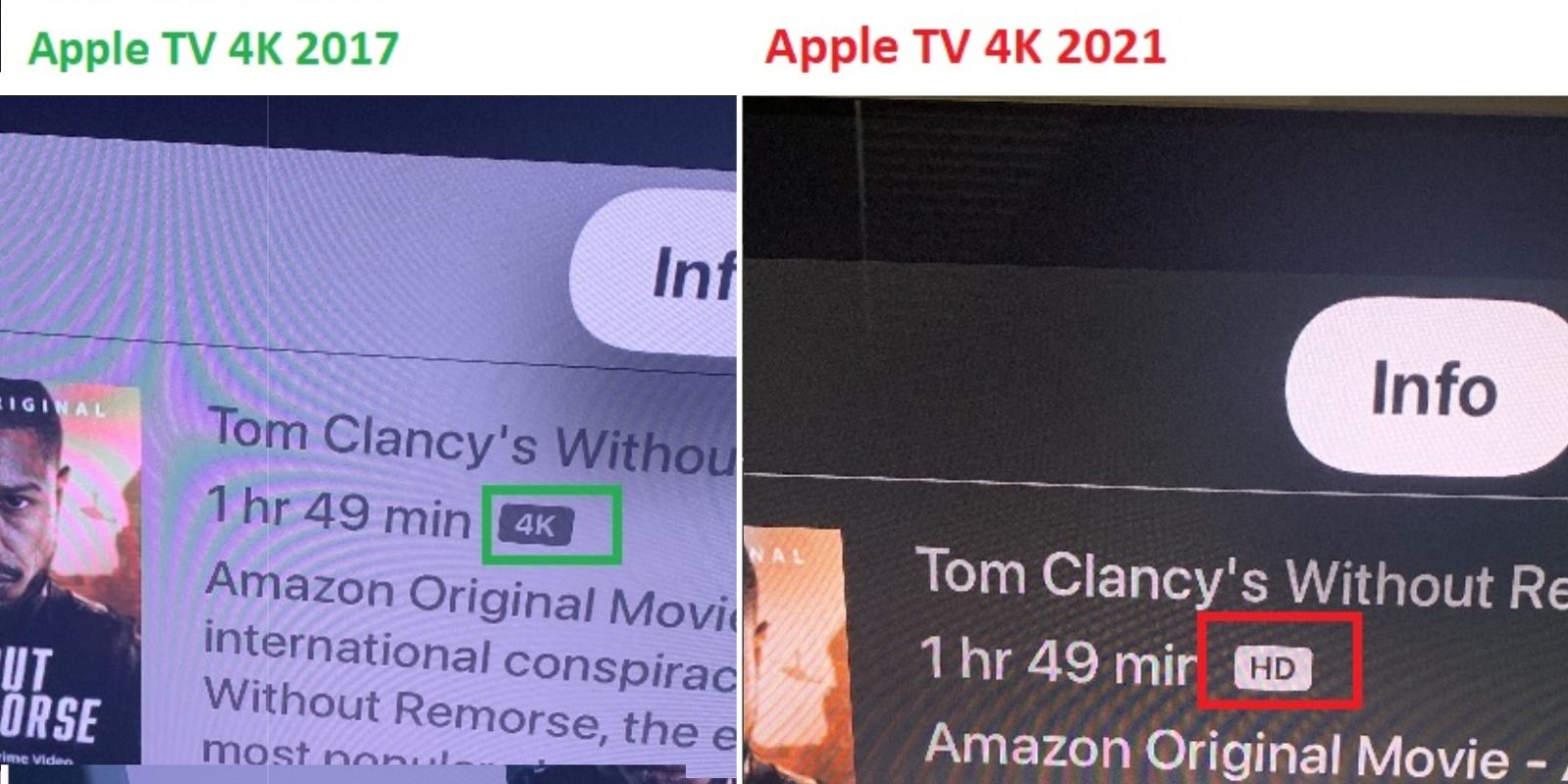 Some 4k Content Incorrectly Showing As Hd On New Apple Tv Box Update Fixed In Beta 9to5mac