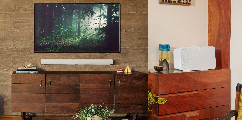 Sonos Arc premium soundbar Dolby Atmos AirPlay 2 new Sonos Five