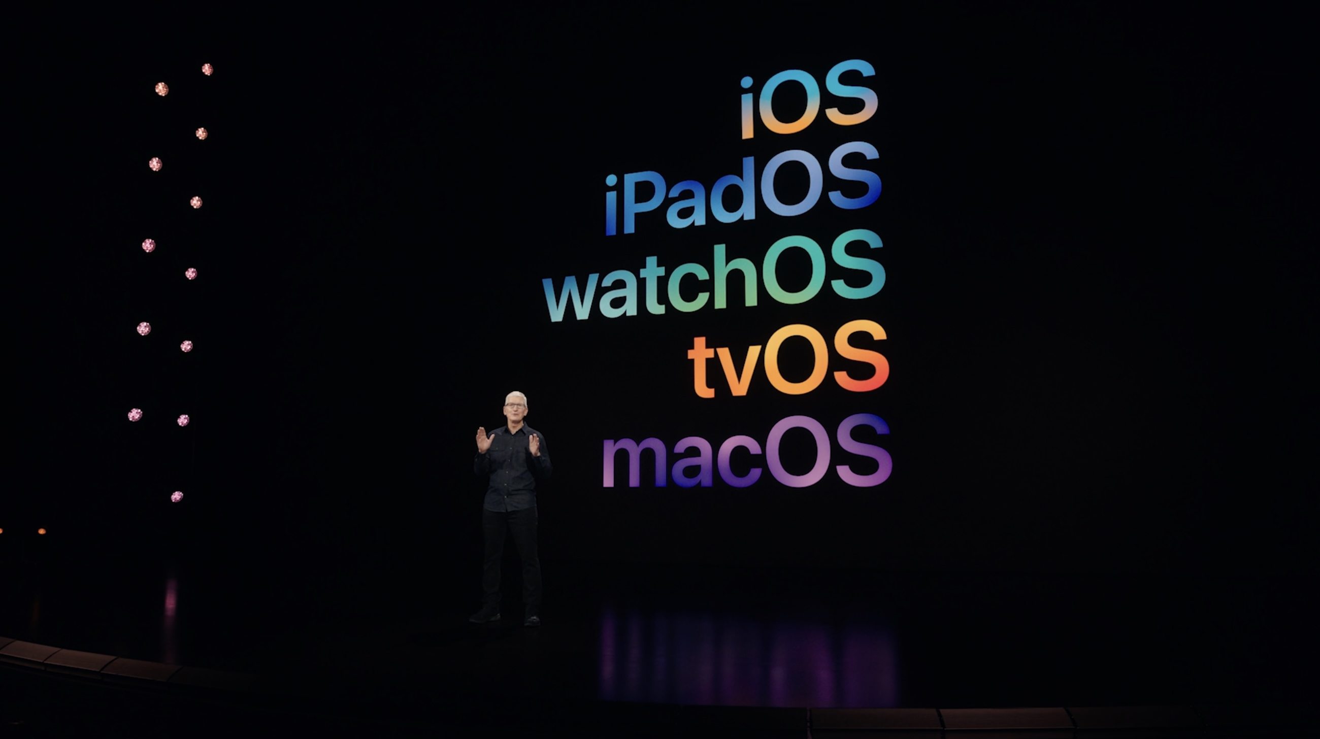 WWDC 2021 announcements